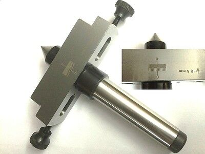 Brand new 2MT Shank Taper Turning Attachment for Lathe Tailstock