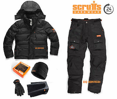 SCRUFFS Expedition Bubble Jacket & Thermo Waterproof Trousers + Accessory Set!
