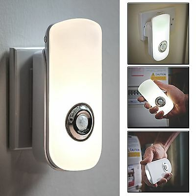 Emergency 18 Led Night Light Safety Torch Rechargeable Motion Sensor Power Cut