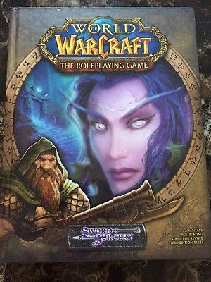 World Of Warcraft The Role Playing Game Sword Sorcery 2005