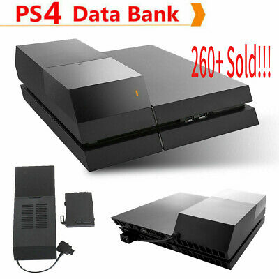 "3.5"" 2TB Data Bank Video Gaming LED External Hard Disk Drive Case for PS4"