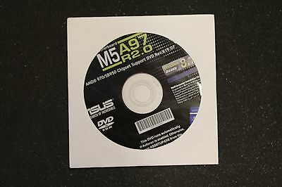 ASUS M5A97 R2.0 Treiber CD - Driver Disk   #36419