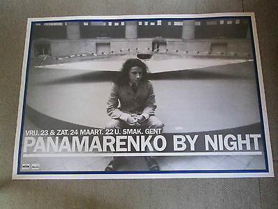 Panamarenko By Night Offsetaffiche 2001