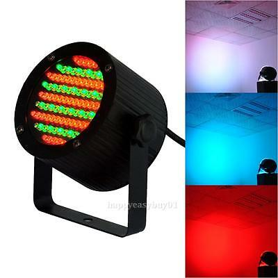Dual 2 X 86 RGB LED Stage Light DMX Lighting Laser Projector for DJ Party Disco