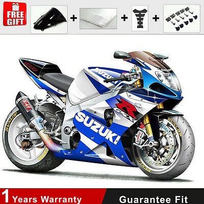 Injection Mold K1 K2 for Suzuki GSXR 1000 00 01 02 Fairing Bodywork ABS