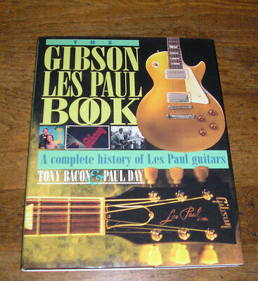 The Gibson Les Paul Book A Complete History Of Les Paul Guitars