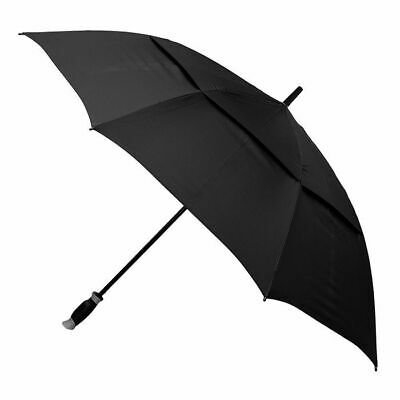 Pro Vented Golf Umbrella Black