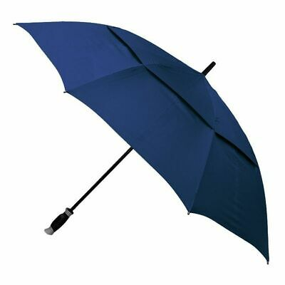 Pro Vented Golf Umbrella Navy