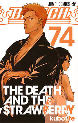 BLEACH  vol.74  fin  Tite Kubo /  Jump Comics / Manga Comics from Japan