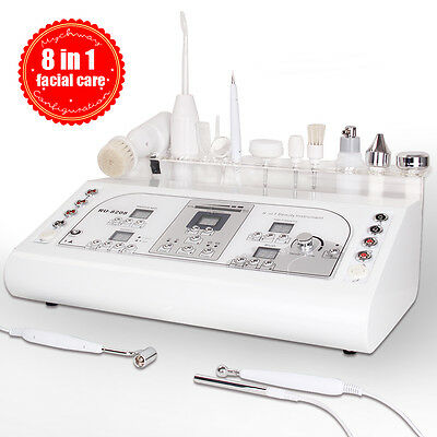 Multifunction Facial Care High Frequency Acne Removal Skin Firming Moles Removal