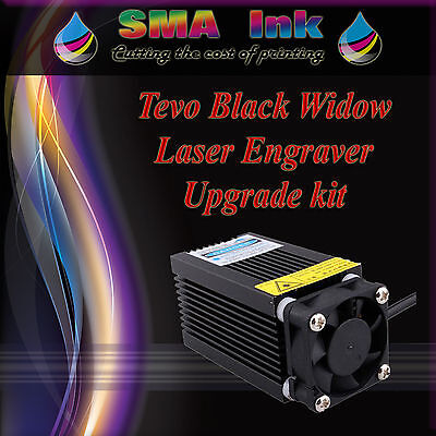 500mW Laser engraving kit for Tevo Black Widow