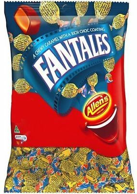 ALLENS FANTALES 1 kg LOLLIES BULK PARTY FAVOR SWEETS CANDY BUFFET LOLLY FAVOUR