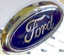 NEW Genuine FORD FIESTA MK6 2004-2008 ST and SPORT FRONT GRILLE BADGE