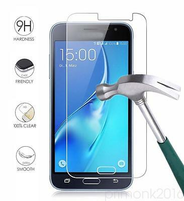 Premium Tempered Glass Screen Protector Protective Guard For Samsung Galaxy J