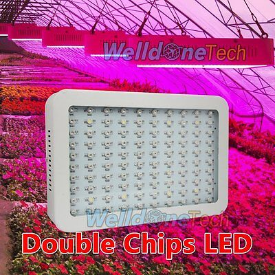 Reflector 216W~1200W Chips Led Grow Light Panel for Indoor Plant Veg Bloom Lamp
