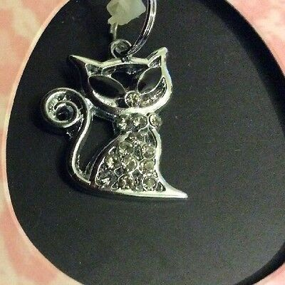 Cat Collar Sparkly Charm