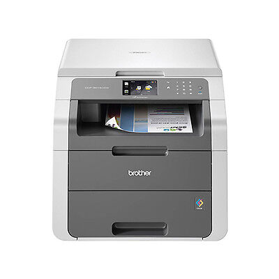 Brother DCP-9015CDW A4 Colour All In One Laser Printer