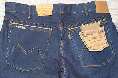 MONTANA jeans 10040 vintage W36 L34 new in a package. not wrang