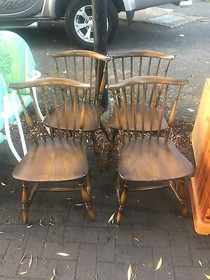 Ercol Chairs X4