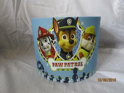 Paw Patrol Lampshade / Ceiling Light Shade Kids Free P+P