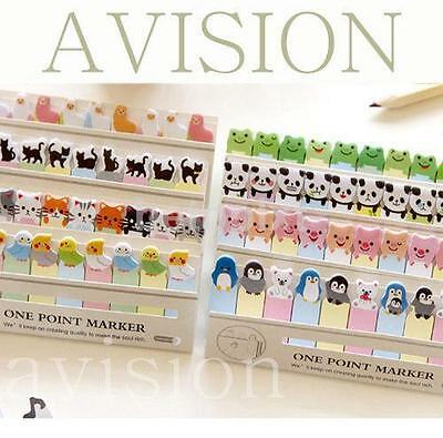 Mini 150 Pages Stick Cute Cartoon Sticky Notes Tab Post It Index