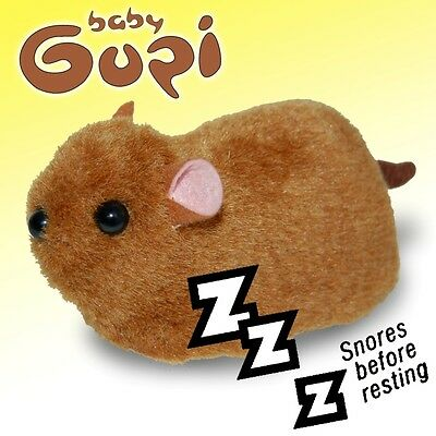 Baby Gupi Interactive Guinea Pig Cute Cuddly Soft Toy  Electonic Children Pet
