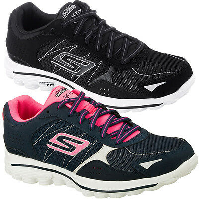 47% OFF Ladies Skechers GO Walk 2 Performance Leather Womens Street Golf Shoes
