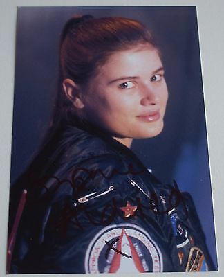 Sophie Aldred SIGNED 6x4 Photo Autograph TV Doctor Dr Who AFTAL Memorabilia COA