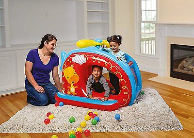 New Smart Inflatable Baby Toy Stages Learn Laugh Toddler Kids Boys Girls