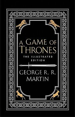 A Game of Thrones by George R.R. Martin Hardcover Special Illustrated Edition