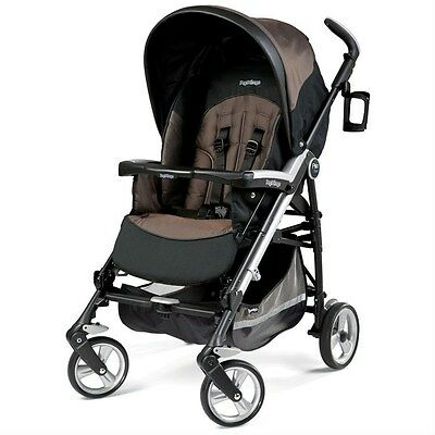 Peg Perego 2012 Pliko Four Stroller in New Moon Brand New!!