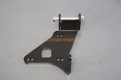 H22 Alternator Relocator Bracket H-series Swap H2B Conversion Precision Works