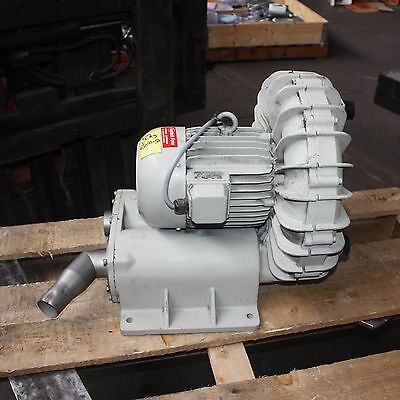Elector KARL-W MULLER 3 PHASE SD-72 094341 4KW 300mbar 6.5m3 BLOWER