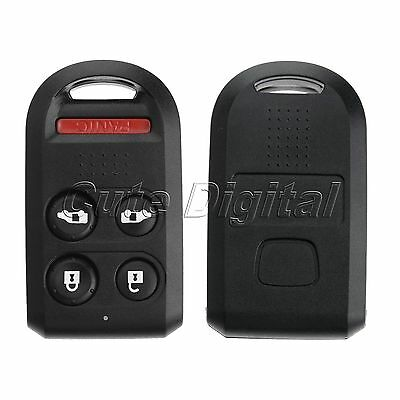 5 Buttons Remote Key Shell for HONDA Odyssey 2005-2010 Replacement Key Case Fob