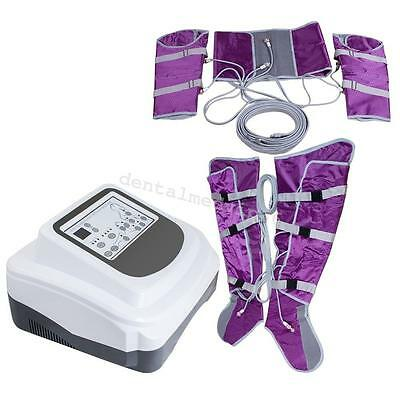 AirPressure Far Infrared Lymph Drainage Toxin Weight Loss Therapy Body sculpting