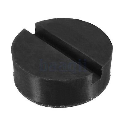 1Pcs Universal Floor Jack Disk Pad Adapter Rubber For Pinch Weld Side JackPad MA