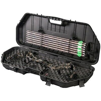 Compound Bow Hard Storage Case Padded Lockable Airline Approved Archery Hunting