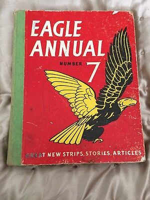 Eagle Annual Number 7 1958