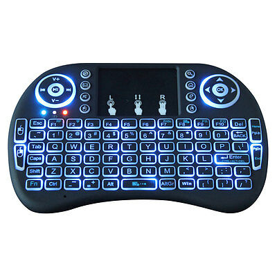 2.4GHz i8 Mini Wireless Keyboard Air Mouse For xBox360 Smart TV Laptop Tablet PC