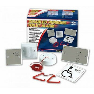 C-TEC NC951 Standard Disabled Persons Toilet Alarm Kit