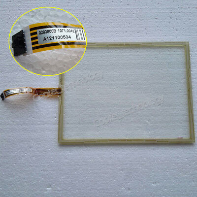 1PC New Touch Screen Glass for AMT2838-12 AMT2838 0283800B 1071.0042 A084600092