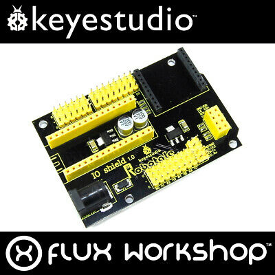 Keyestudio Arduino NANO Breakout KS-146 Shield Sensor V1 UNO Flux Workshop