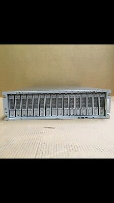Sun StorageTek CSM200 EU SAN Hard Drive Array 16 x FC Caddies 594-2841-01