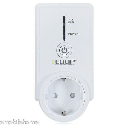 EDUP EP - 3703 Automatic Wireless Socket WiFi Connection Outlet