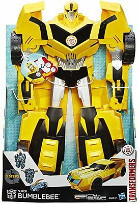 Transformers Robots in Disguise Super Bumblebee Action Figure