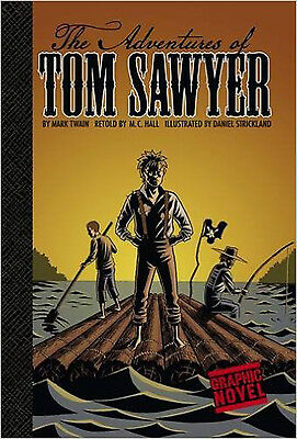 The Adventures of Tom Sawyer (Graphic Revolve), New, Twain, M. Book