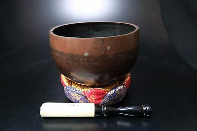 "Free shipping Japanese Buddhist bell 21cm/8.2"" Rin good sound Japan"