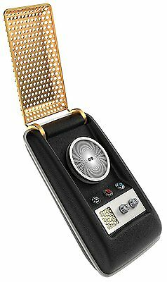 Star Trek: TOS Bluetooth Communicator - Cell Phone Handset and Speaker - With