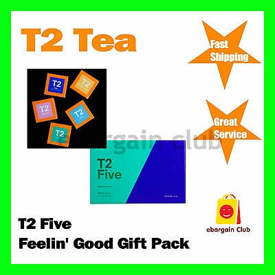 T2 Five Feeling Good Gift Pack (Express Post)