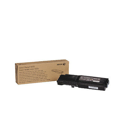 Xerox Phaser 6600/Workcentre 6605 Toner Cartridge Black 106R02248